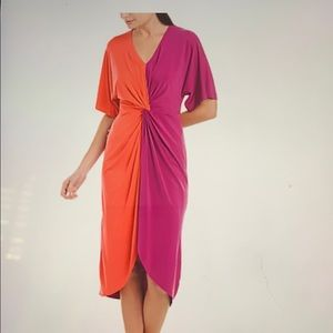 Trina Turk Midi dress size Small